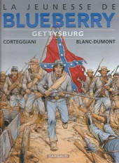 Blueberry (La Jeunesse de) -20a15- Gettysburg
