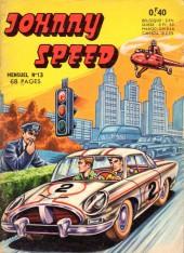 Johnny Speed -13- La voiture mystérieuse
