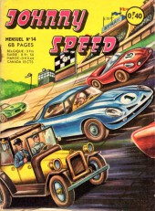Johnny Speed -14- Une voiture nommée Daisy