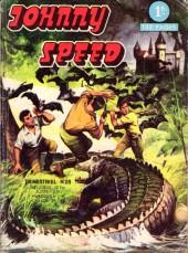 Johnny Speed -28- L'île du mystère
