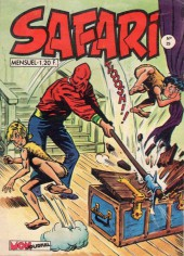 Safari (Mon Journal) -29- Le roi Oscar fait des siennes