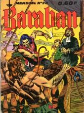 Baraban -20- À l'écu trois cœurs serrés