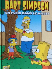 Bart Simpson (Jungle !) -13- En plein dans le mille !