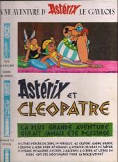 Astérix -6b68- Astérix et cléopatre