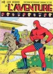 Les héros de l'aventure (Classiques de l'aventure, Puis) -49- Le Fantôme : Le champion de l'ombre