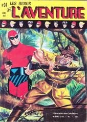 Les héros de l'aventure (Classiques de l'aventure, Puis) -34- Le Fantôme : La nuit de la folie