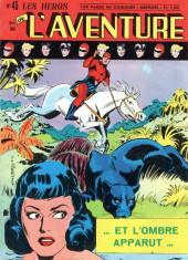 Les héros de l'aventure (Classiques de l'aventure, Puis) -46- Le Fantôme : ... et l'Ombre apparut...