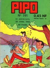 Pipo (Lug) -191- Numéro 191