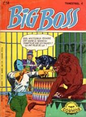 Big Boss (2e série) -4- Masque de la peur