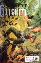 Sergent Guam -14- Les novices