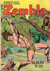 Zembla (Spécial) -Rec20- Album N°20 (du n°58 au n°60)