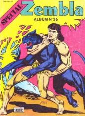 Zembla (Spécial) -Rec36- Album N°36 (du n°107 au n°109)