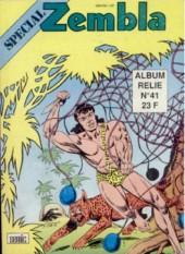 Zembla (Spécial) -Rec41- Album N°41 (du n°122 au n°124)