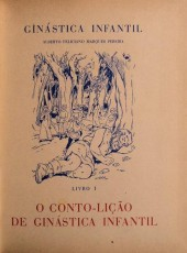 (AUT) Coelho (en portugais) -1- O Conto-Lição de Ginástica infantil