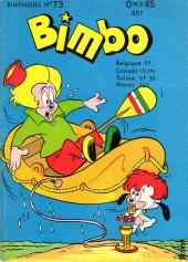 Bimbo (2e série) -73- Numéro 73