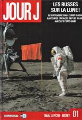 Jour J -1a15- Les russes sur la Lune !