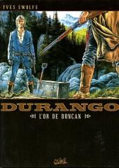 Durango -9e- L'or de duncan