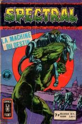 Spectral (2e série) -Rec01- La machine du destin / La cave hantée
