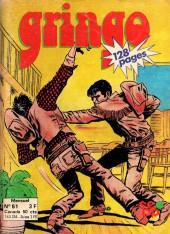Gringo (Edi Europ) -51- Johnny Flame (10 ème épisode)