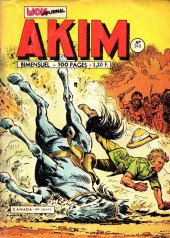Akim (1re série) -340- L'homme au cheval rose