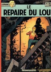 Lefranc -4b78- Le repaire du loup
