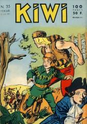 Kiwi -35- Le petit trappeur