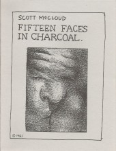 Five Little Comics (1995) - Fifteen Faces in Charcoal