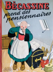 Bécassine -20a51- Bécassine prend des pensionnaires