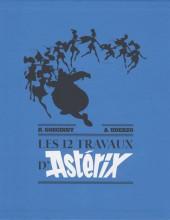 Astérix (Hors Série) -C01TL- Les 12 Travaux d'Astérix
