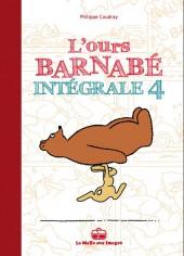 L'ours Barnabé (Boîte à bulles) -INT4- Intégrale 4