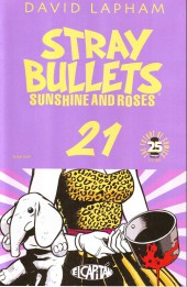 Stray Bullets: Sunshine & Roses (2015) -21- Other people
