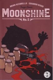 Moonshine (Image comics - 2016) -5- No. 5
