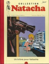 Natacha (la Collection Hachette) -4Test- Un trône pour natacha