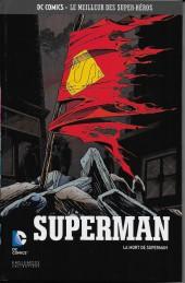 DC Comics - Le Meilleur des Super-Héros -40- Superman - La Mort de Superman