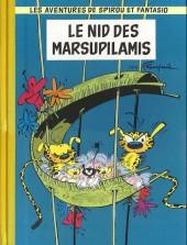 Spirou et Fantasio -12pub2- Le nid des marsupilamis