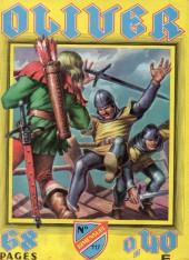 Oliver -117- Le pain et les flèches