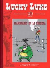 Lucky Luke (Edición Coleccionista 70 Aniversario) -7- Alambradas en la pradera