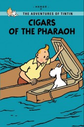 Tintin (The Adventures of) -4d- Cigars of the Pharaoh