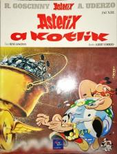 Astérix (en langues étrangères) -13- Asterix a kotlik