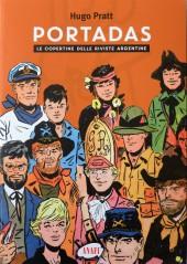 (AUT) Pratt, Hugo (en italien) - Portadas, le copertine delle reviste argentine
