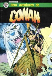 Conan le barbare (1re série - Aredit - Artima Marvel Color) -Rec05- Album N°3 (n°9 et n°10)