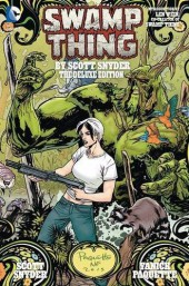 Swamp Thing (2011) -INT- Swamp Thing by Scott Snyder: The Deluxe Edition