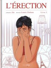 L'Érection -2- Livre 2