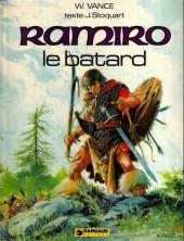 Ramiro -1a1982- Le bâtard
