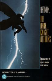 Batman: The Dark Knight (1986) -INT- The Dark knight returns
