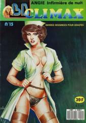 BD Climax -15- Angie Infirmière de nuit