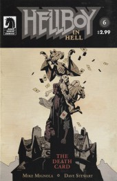 Hellboy in Hell (2012) -6- The Death Card