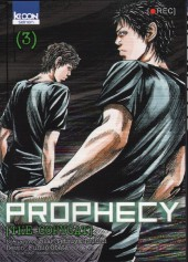 Prophecy [The Copycat] -3- Tome 3