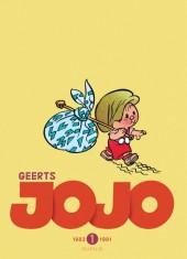 Jojo (Geerts) -INT1- L'intégrale (1983-1991)