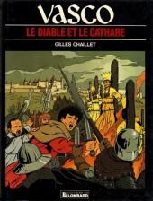 Vasco -7a1991- Le diable et le cathare